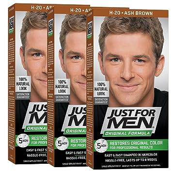 55fd6115c95 Image Unavailable. Image not available for. Color  Just For Men Original  Formula Men s Hair ...