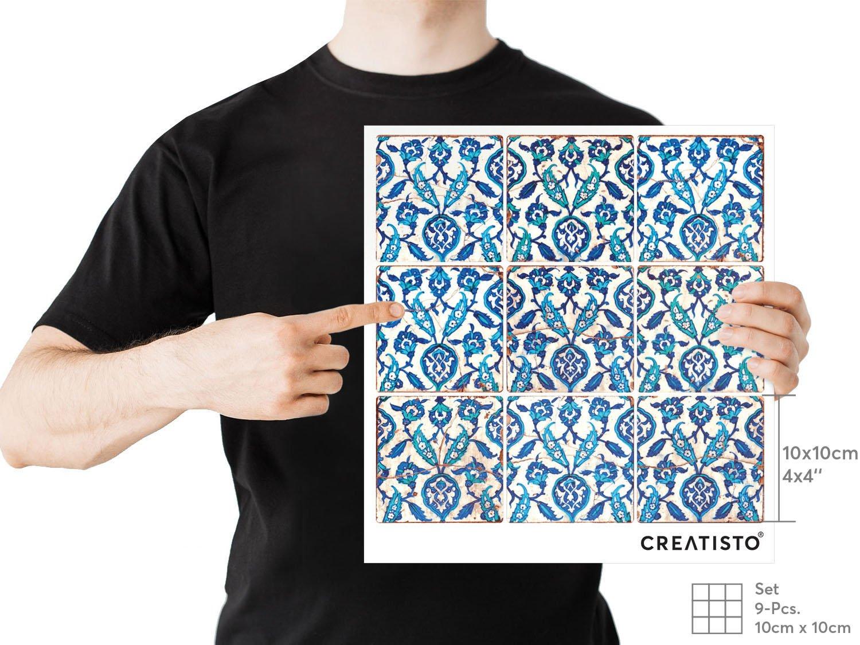 Decorazione piastrelle autoadesive adesivi murali sticker
