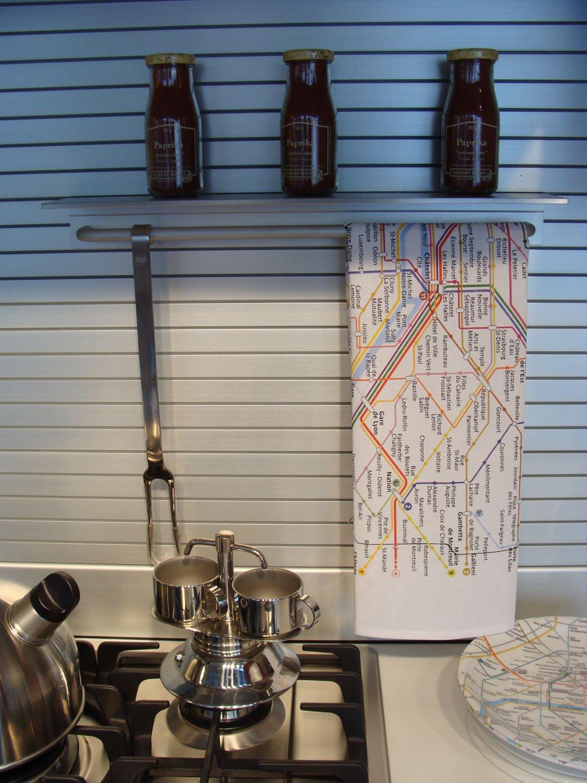 Torchon Ratp assortis 72 x 48 cm /Ç/à et L/à