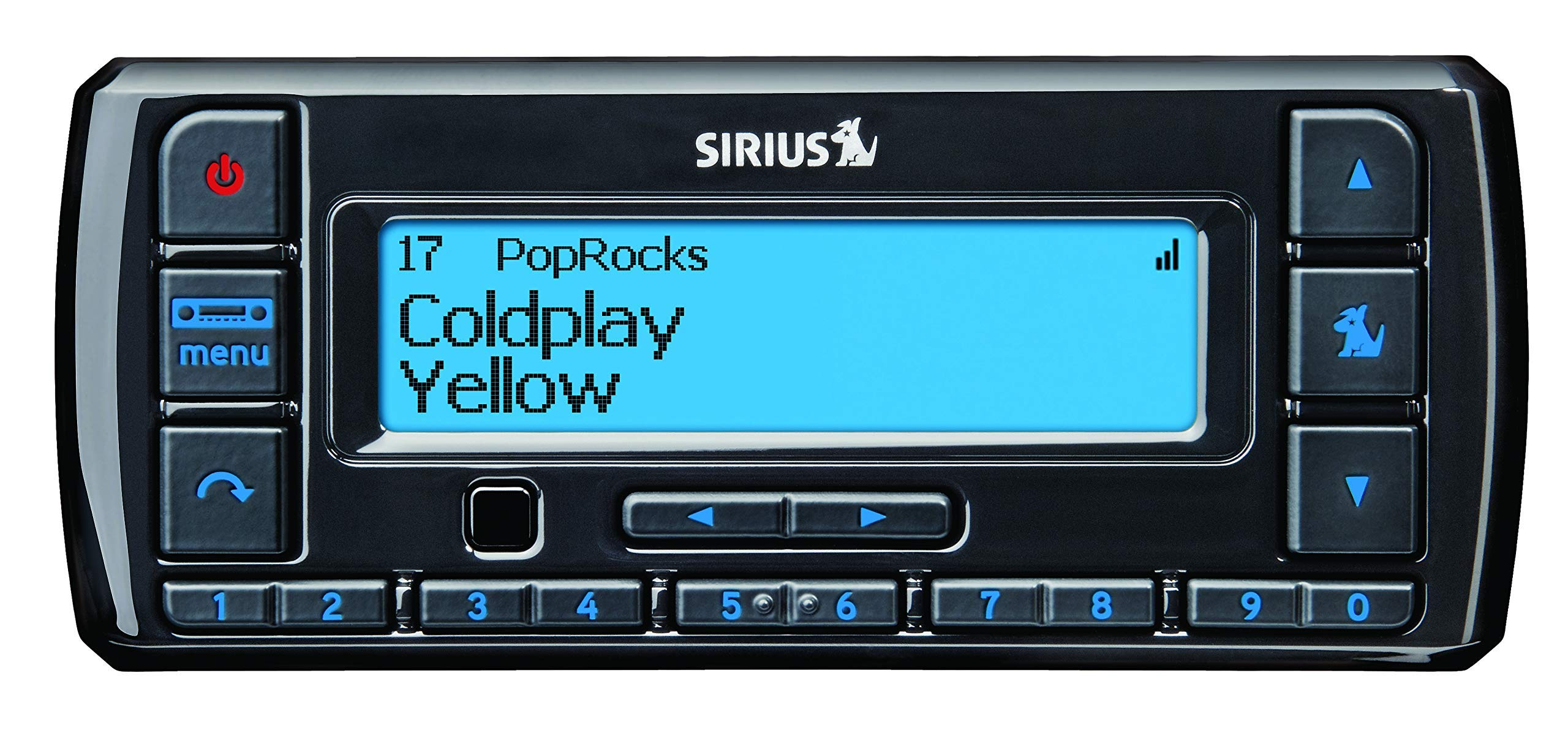 SiriusXM Stratus 7 Satellite Radio with Vehicle Kit | 3 MONTHS ALL ACCESS FREE WITH SUBSCRIPTION (Renewed) by SiriusXM