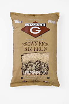 Diamond G 15lb Brown Rice