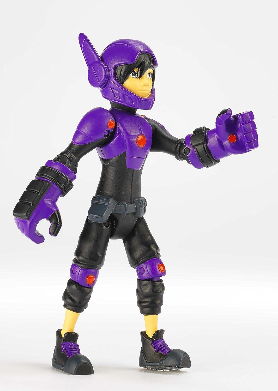 Disney Big Hero 6 Hiro Hamada 4 Inch Figura de Acción: Amazon.es: Juguetes y juegos