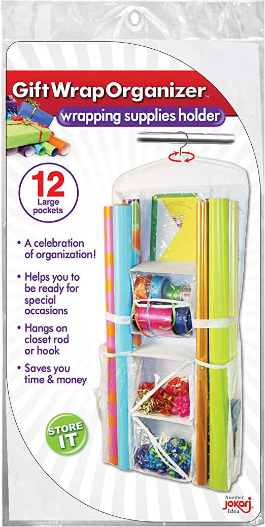 Bows Ribbon And More Your Closet With /& Gift Bag Organizer Storage For Bags