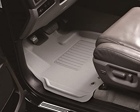 Black Nylon Carpet Coverking Custom Fit Front Floor Mats for Select Subaru Impreza//WRX Models