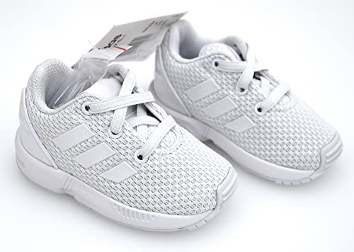 ADIDAS Zapatillas Deportiva para NIÑO Y NIÑA Blanco Art. S81421 ZX Flux K: Amazon.es: Zapatos y complementos