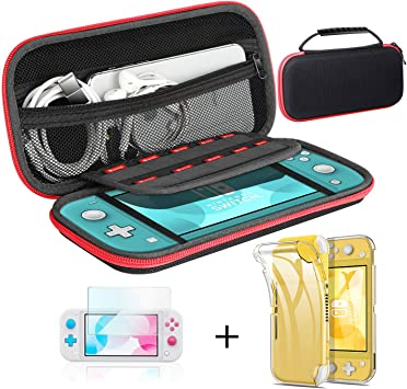 Funda para Nintendo Switch lite,Kit accesorios para Switch Lite ...
