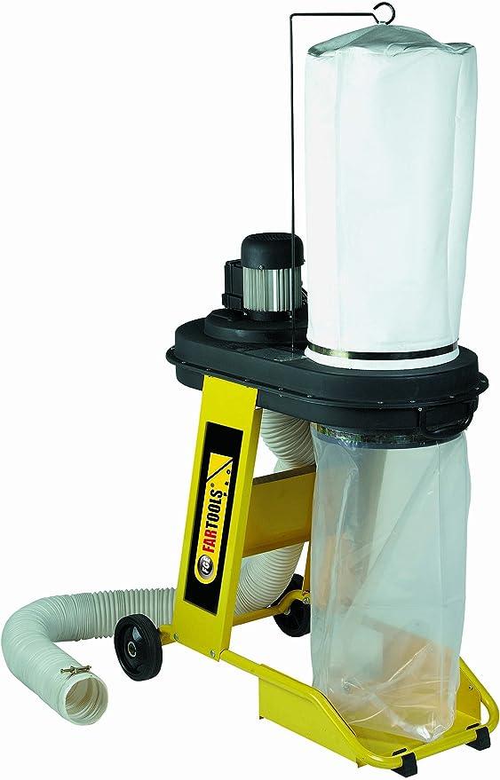 Fartools 113246 Aspiradora de virutas (550 W, diámetro 100 mm ...