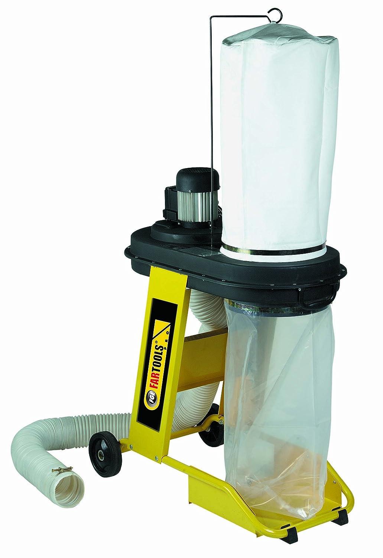 Acquisto Fartools 113246 – Aspiratrucioli da 550 W, diametro: 100 mm, carico massimo 65 l, diametro del cilindro: 320 mm Prezzo offerta