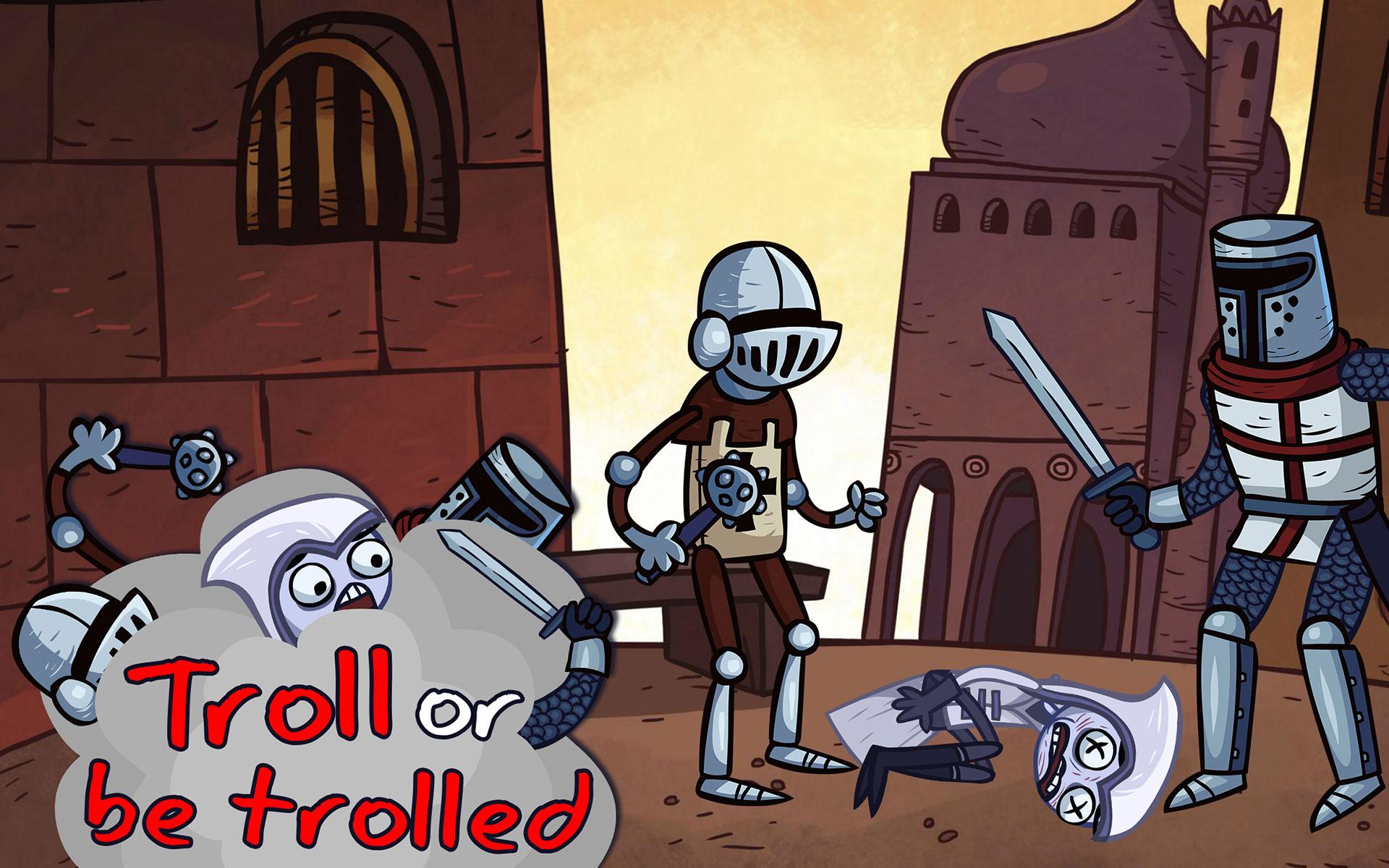 Troll Face Quest Video Games: Amazon com br: Amazon Appstore