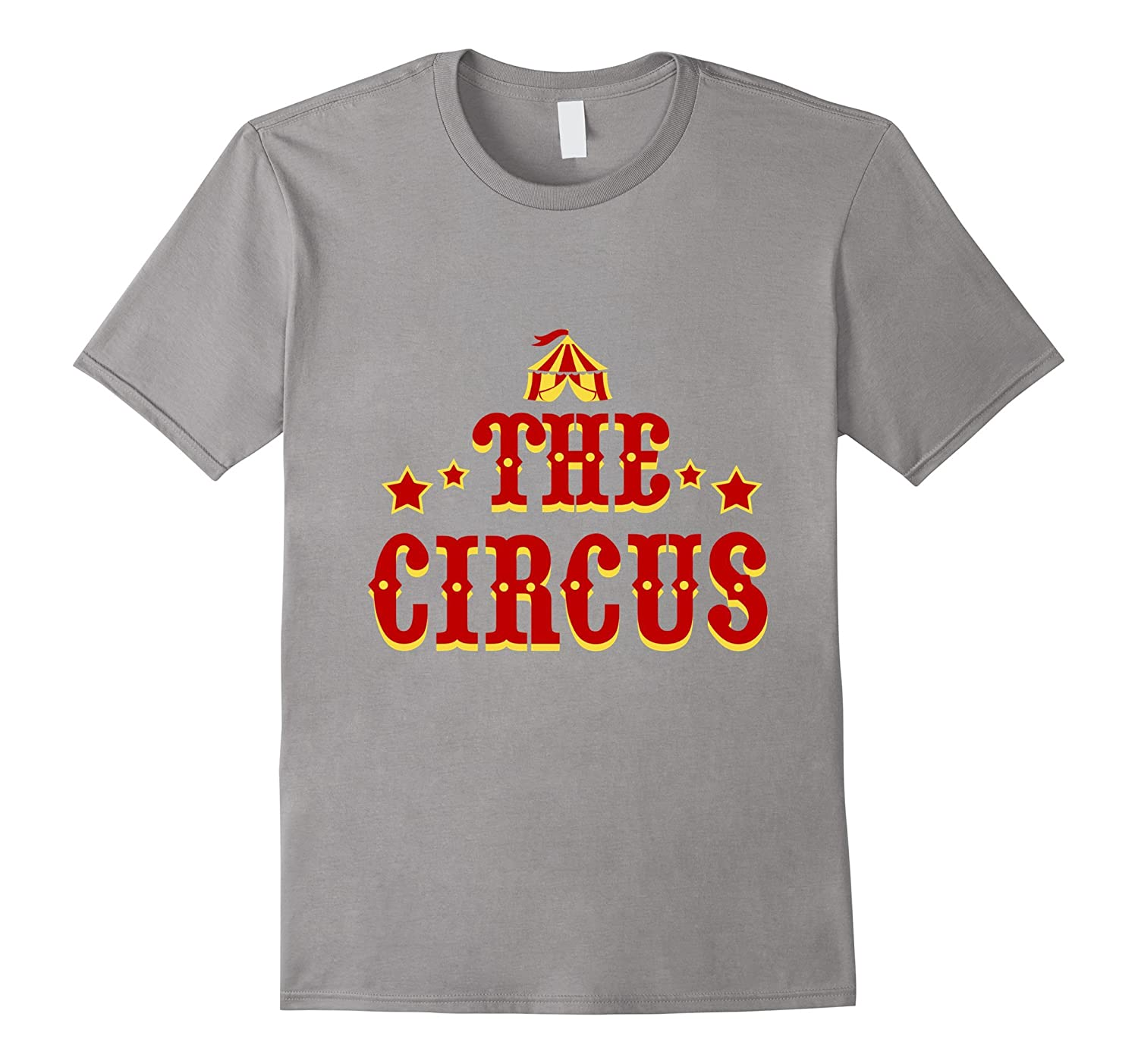 The Circus - Circus Tent - Circus Is Fun and Entertaining-TD