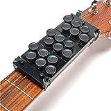 Ez-Fret Guitar Attachment, Eliminates Finger Pain, 110 Chords Available, Fits Full Sized Acoustic Guitar, L/H OK