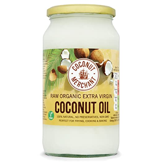 439 opinioni per Raw Organic Extra Virgin Coconut Oil 1000 ml