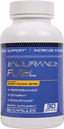 Endurance Fuel Testosterone Booster