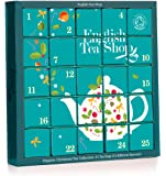 English Tea Shop Blue Advent Calendar