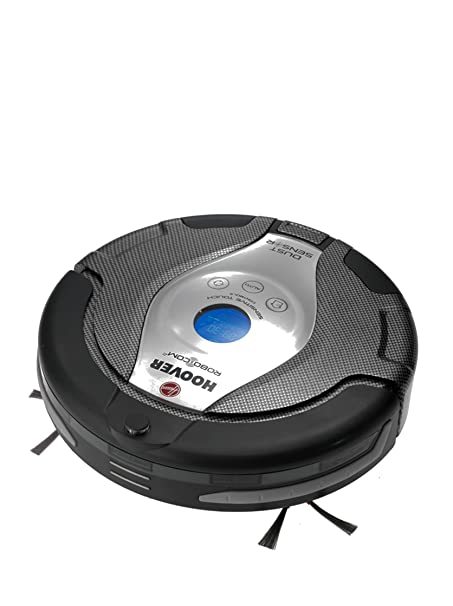 Hoover RBC 011 - Robot aspirador, 24 W, color negro: Amazon.es: Hogar