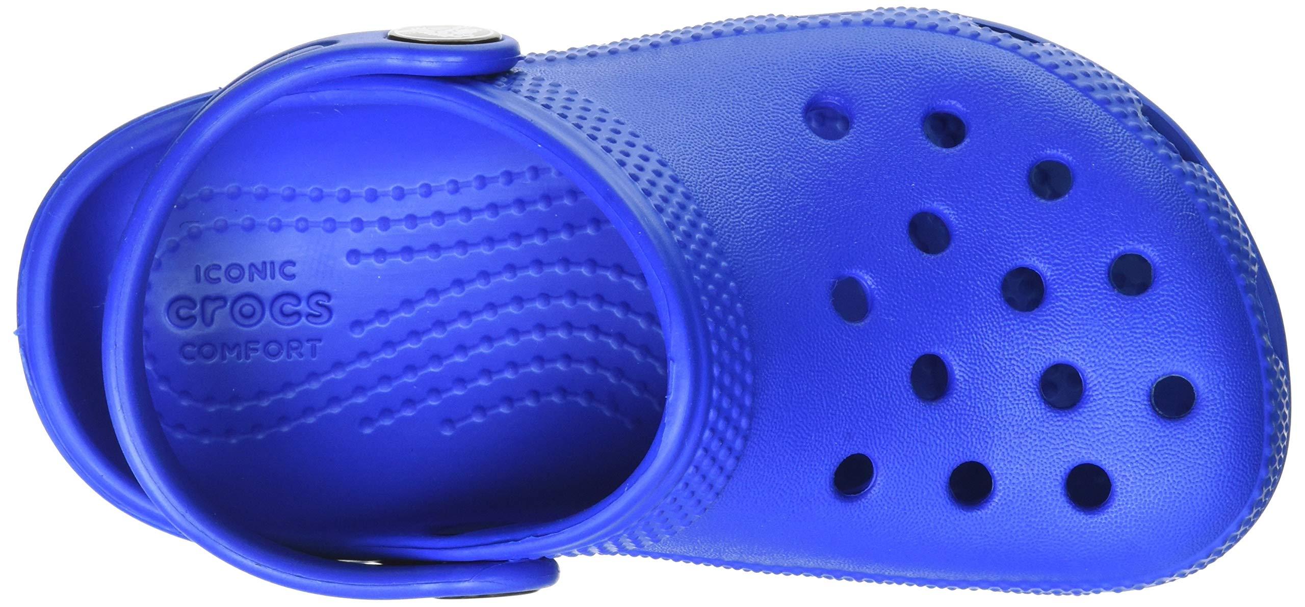Crocs Classic Clog, Bright Cobalt, 13 M US Little Kid by Crocs (Image #7)