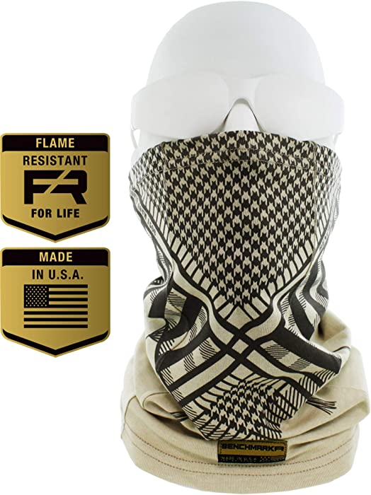 5eb9eafd365d Amazon.com  Flame Resistant Face Mask Neck Gaiter