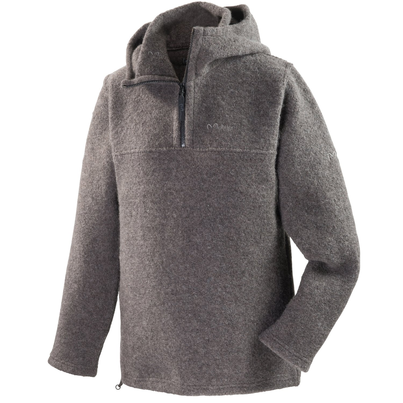 Pullover granitgrau Hoody Kapuzenpullover Sweatshirt