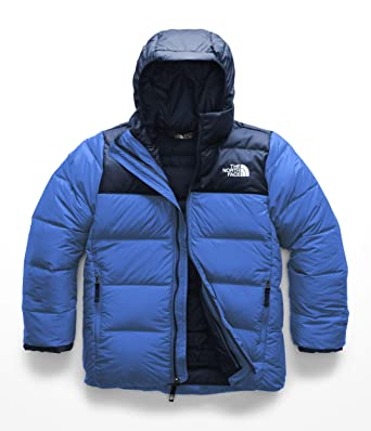48fba8b0d9f8 Amazon.com  The North Face Boy s  Double Down Triclimate Jacket ...