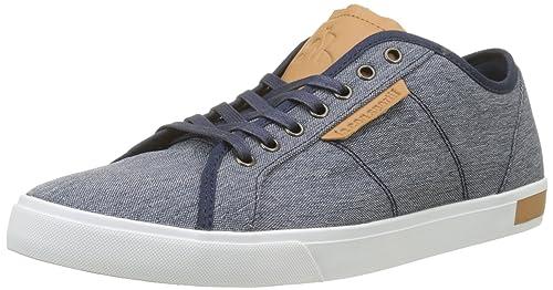 Le Coq Sportif Verdon Craft Dress Blue/Brown Sugar, Zapatillas para Hombre: Amazon.es: Zapatos y complementos