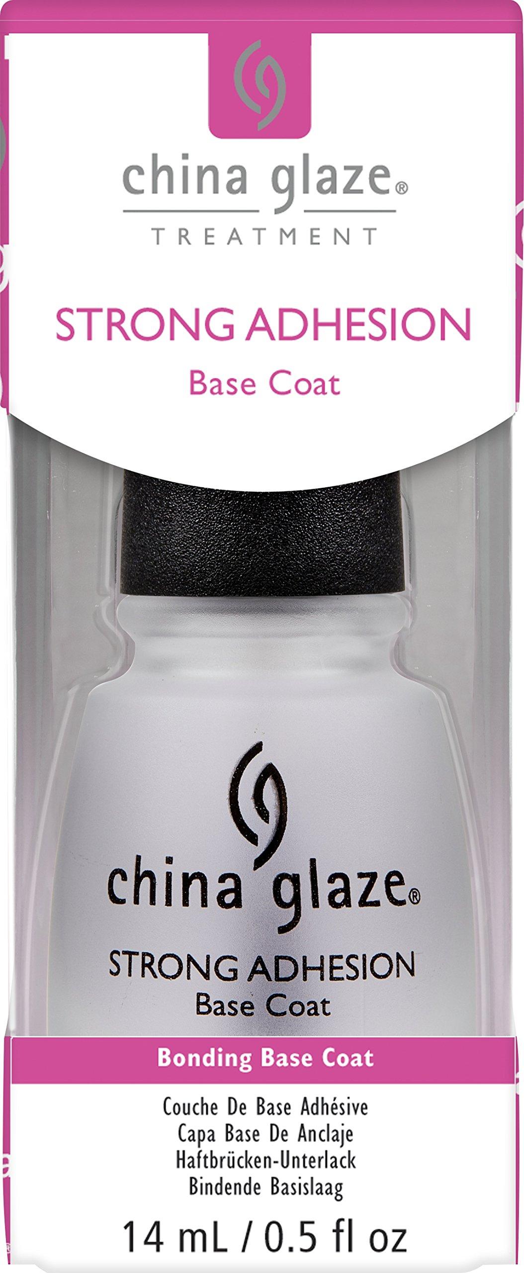 China Glaze China Glaze Strong Adhesion Basecoat, 0.5 Fl oz