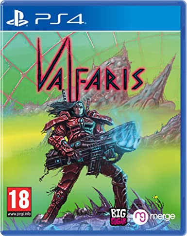 Valfaris - PlayStation 4 [Importación inglesa]: Amazon.es: Videojuegos