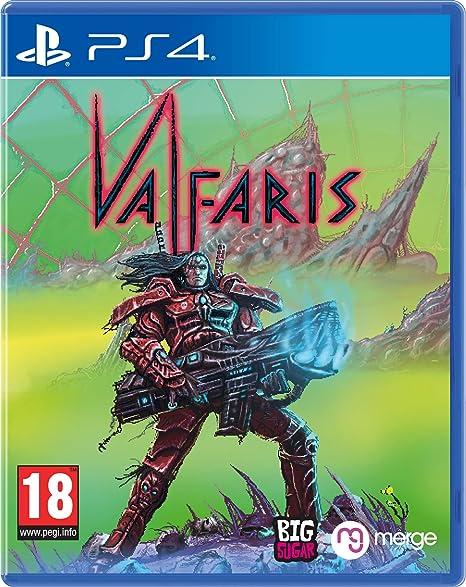 Valfaris - PlayStation 4 [Importación inglesa]: Amazon.es ...