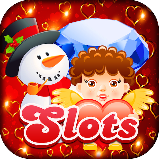 Slots Jewels of Love & Romance Casino Slot Machines & Bonus Card Games for Android & Kindle Fire