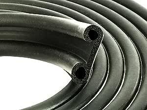 Super Cap Seal 23 FT (1 1/2 Width x 1/2 Height x 23' Length) EPDM Rubber