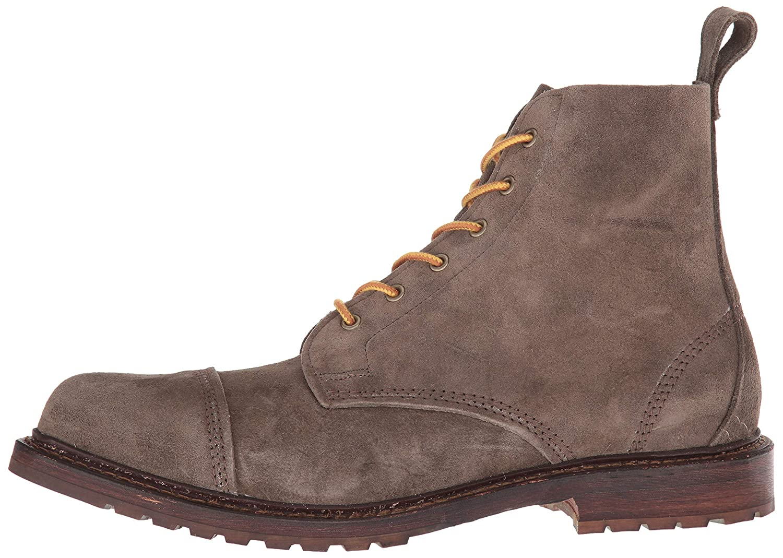 61d9d343af8 Allen Edmonds Men's Normandy Cap Toe Boots