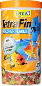 Tetrafin Goldfish Flakes with Algae Cleaner