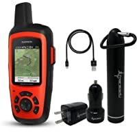$369 » Garmin InReach Explorer+ Handheld Satellite Communicator with GPS Navigation, Maps, and…