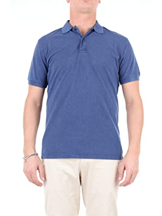 Peuterey - Camiseta de Hombre Pillar FRS 01 254 Polo tintura ...