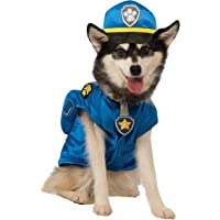 Rubies Costume Co Paw Patrol Chase Dog Costume, Small