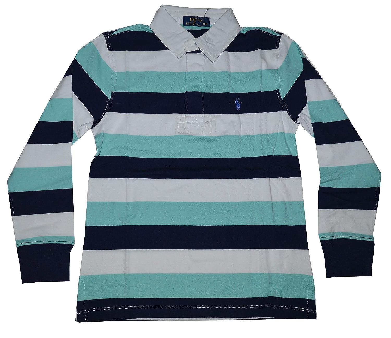 Polo Ralph Lauren Boys (8-20) Long Sleeve Rugby Polo Shirt