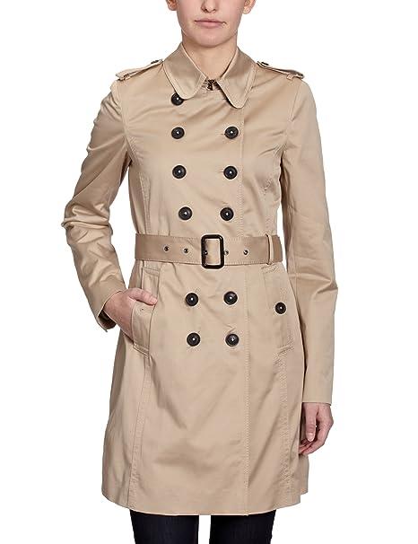 quality design 7a3a8 ef556 Marc O'Polo Damen Trench Coat 201 0187 71017