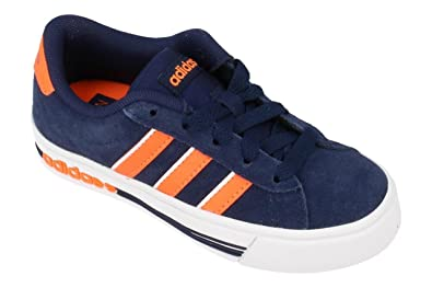 regard détaillé 9f476 87003 adidas NEO SE Daily Team K Youth Boys Shoes (3.5): Amazon.co ...