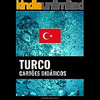 Cartões didáticos em turco: 800 cartões didáticos importantes de turco-português e português-turco