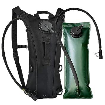 Amazon.com: Bonaweite 900D Mochila de hidratación táctica ...
