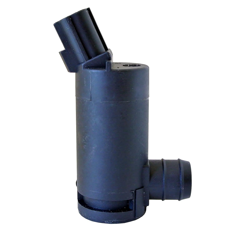 Windshield Washer Pump With Grommet Fits Ford E 150 F250 Wipers Wiringwindshield 250 350 450 F Super Duty 550 F650 F700 F750 F800 Mercury