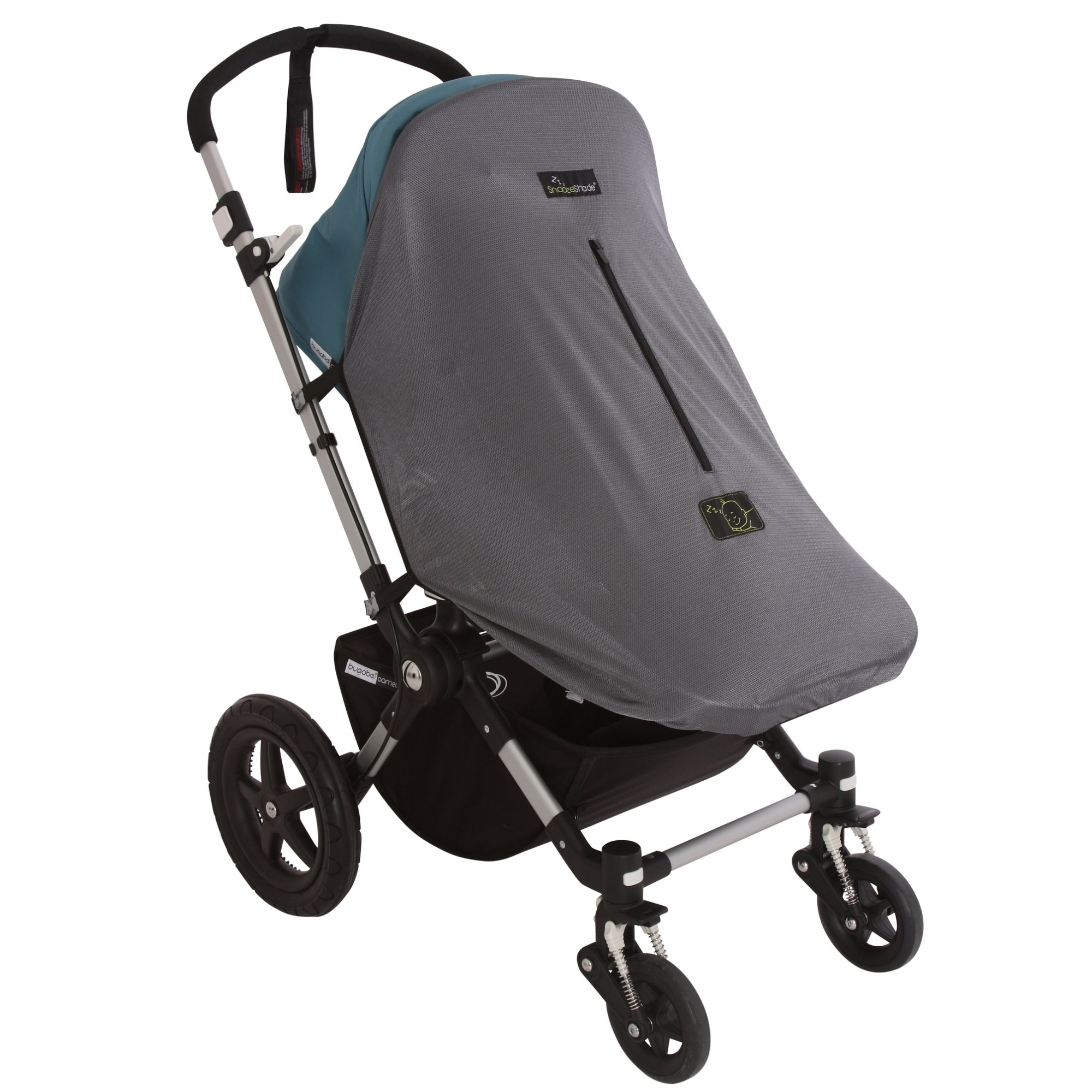 SnoozeShade Original Deluxe - Stroller Sun Shade and Baby Sleep Aid