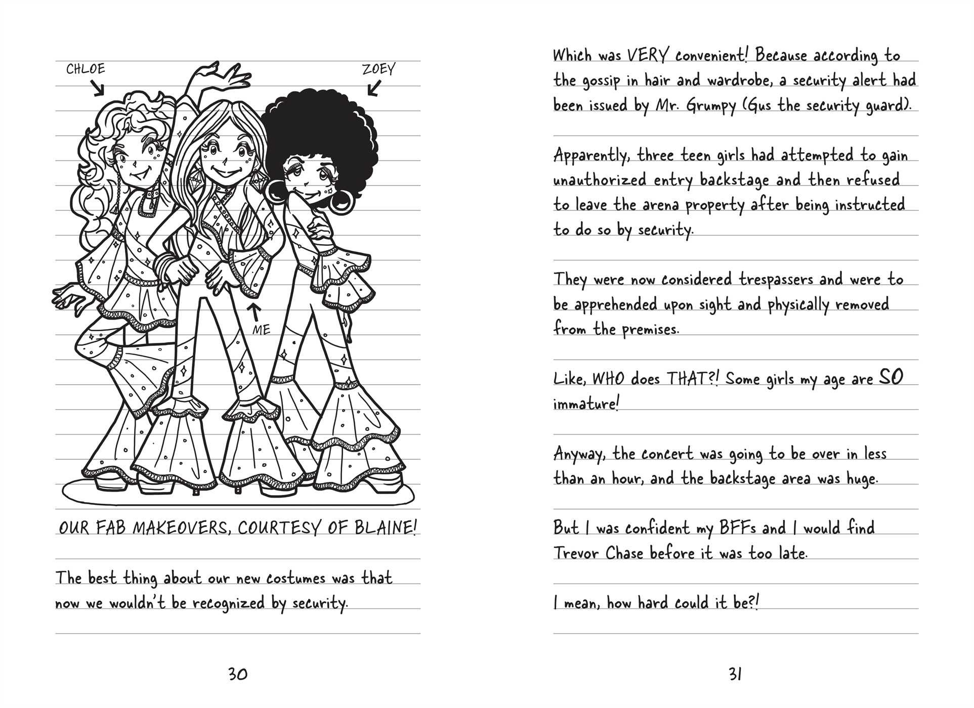 Coloring pages for dork diaries - Dork Diaries 7 Tales From A Not So Glam Tv Star Rachel Ren E Russell 0884757325896 Amazon Com Books