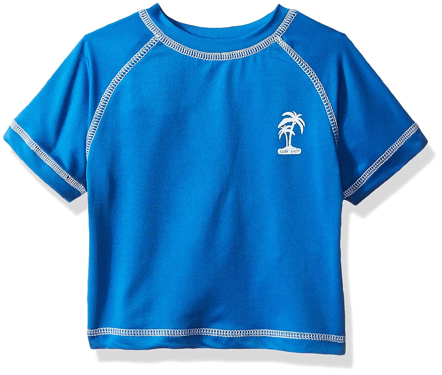 iXtreme Baby Boys Palm Tree Infant Rash Guard 89273