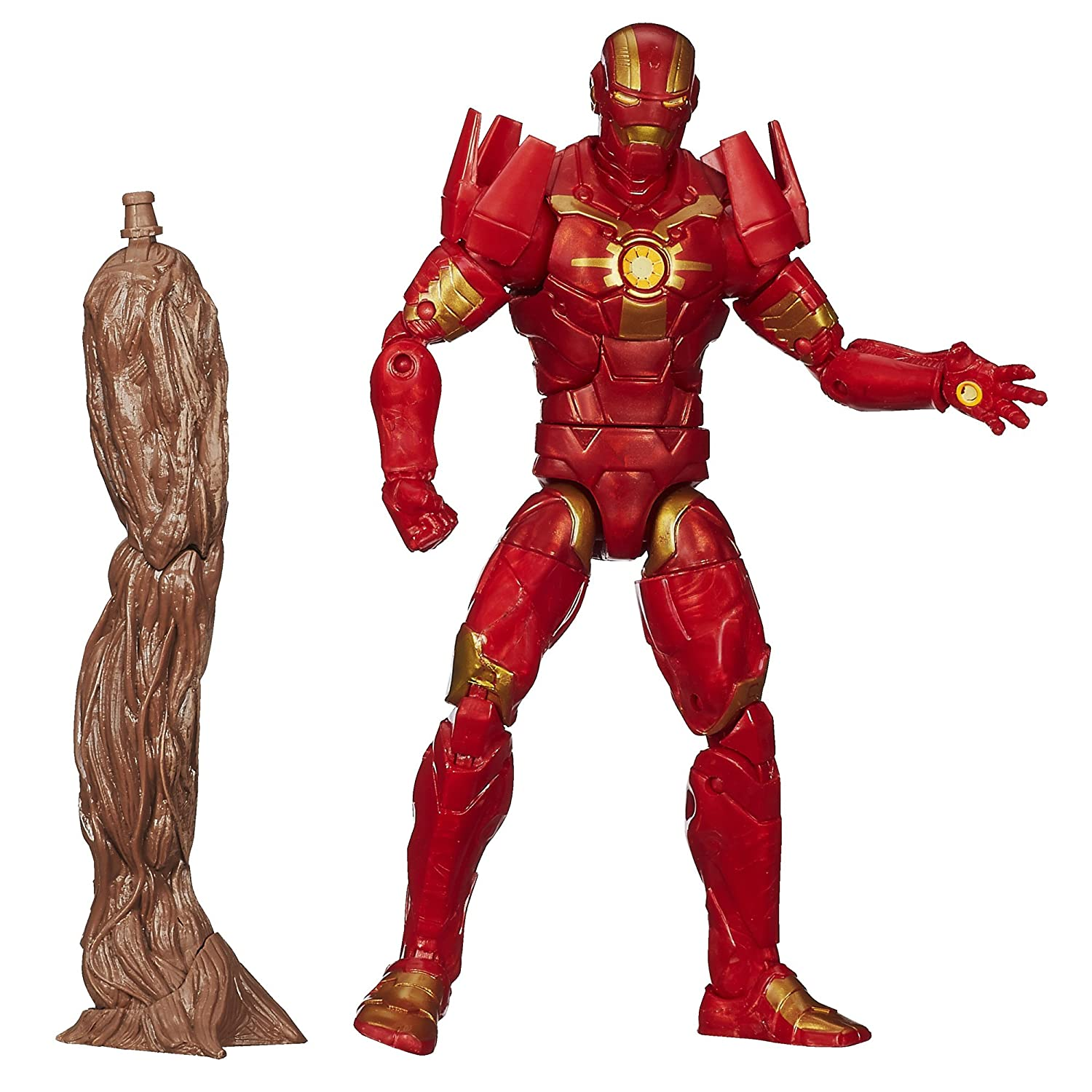 Marvel Guardians of The Galaxy Iron Man Figure, 6Inch