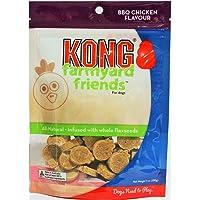 Kong Farmyard Friends BBQ Chicken Dog Treat