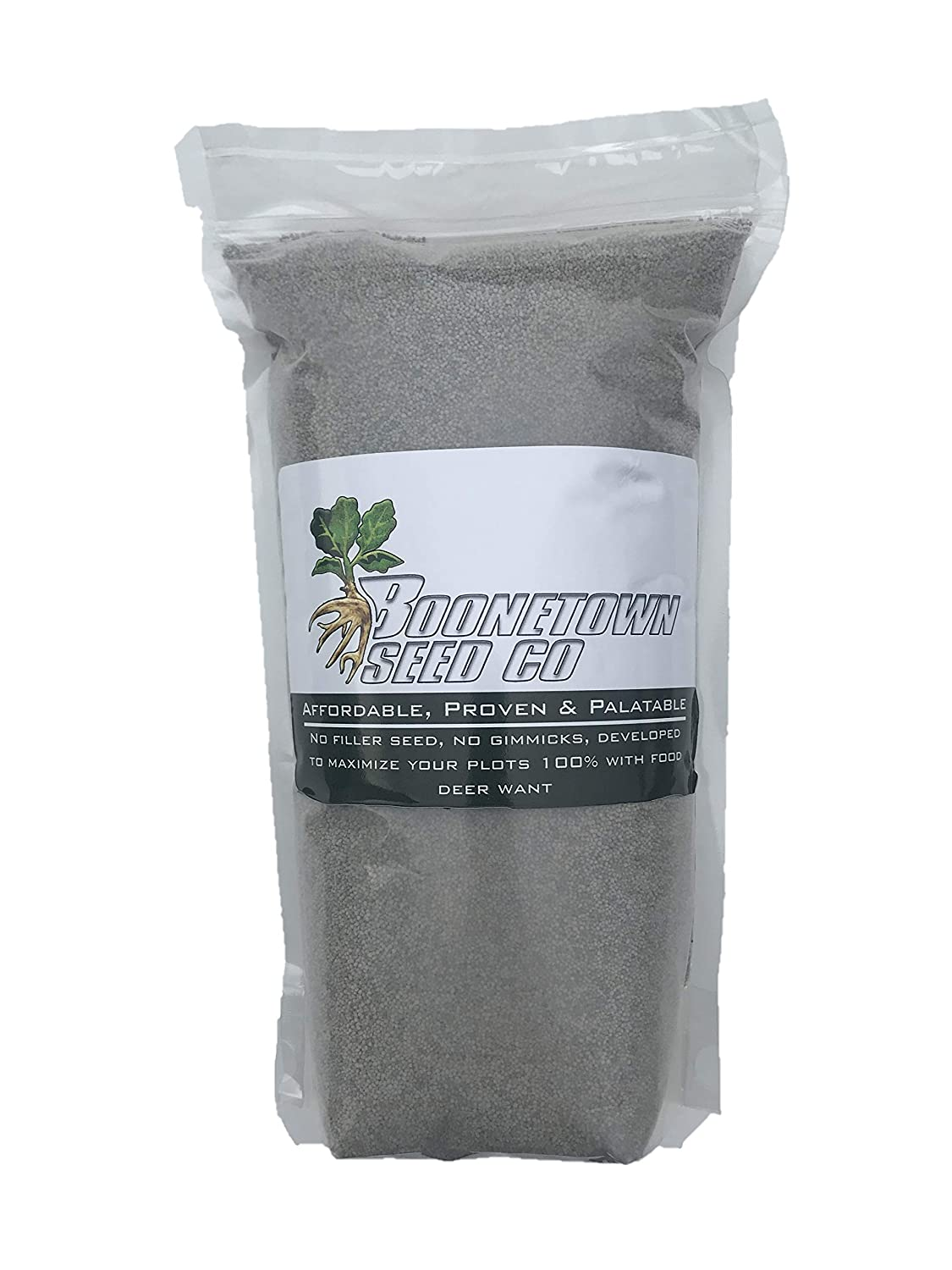 Boonetown Seed White Clover Seed Blend, 4 LB Bag .5 Acre Coverage, Lucky 4 Leaf White Dutch, Durana, and Premium Ladino Clover, Food plot Seeds for Planting for Deer or lawns