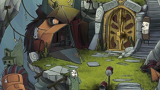 The Inner World Der Letzte Windmönch Pc Amazonde Games