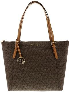 e8973559487c Michael Kors Women s Selma Stud Medium Leather Messenger Bag Cross ...