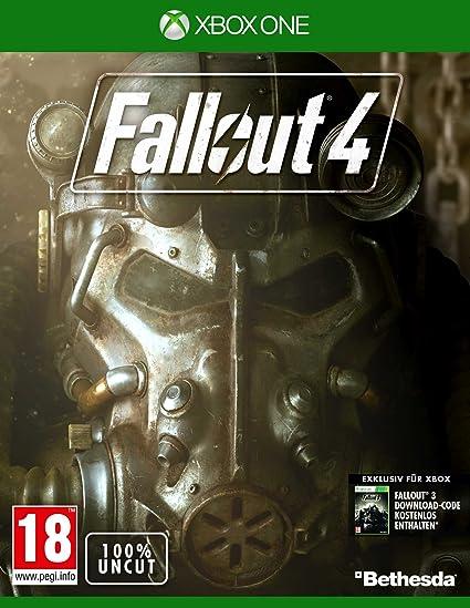 Fallout 4 Uncut [At-Pegi] [Importación Alemana]: xbox one: Amazon ...