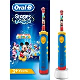 Oral-B歐樂B Stages Power兒童電動牙刷,米奇款